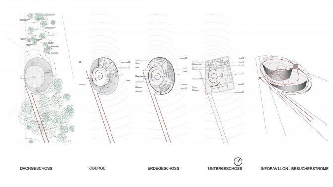 berliner mauer busarchitektur. Black Bedroom Furniture Sets. Home Design Ideas